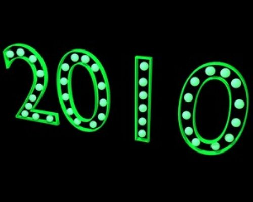 حروف لاسوگاسی 2010
