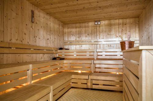 ساخت سونا با چوب ترموود
