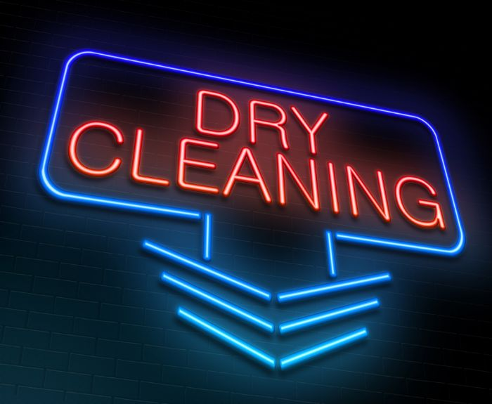 تابلوی تبلیغاتی خشکشویی