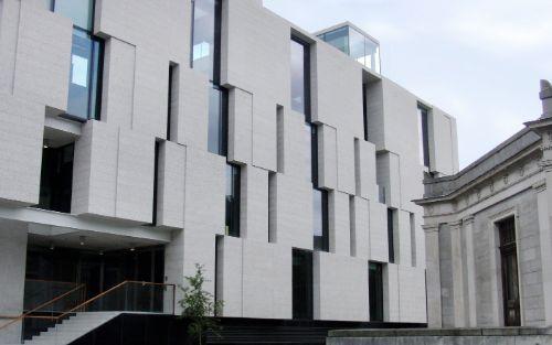 نمای ساختمان گرانیت