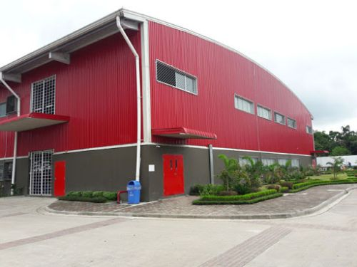 نمای ساختمان کنیتکس