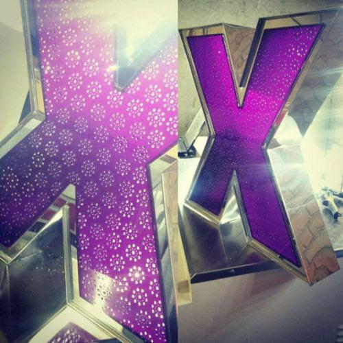 حروف ستاره ای