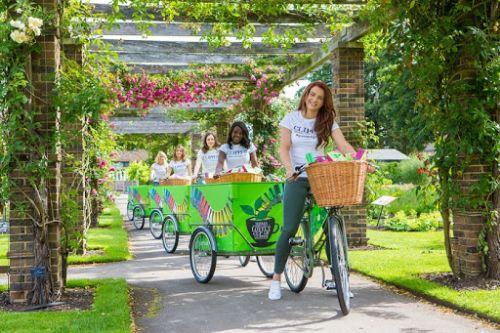 دوچرخه سواران سمپلر